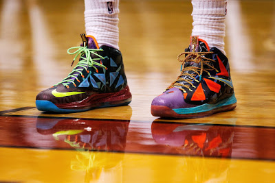 Nike LeBron X 'MVP' - SneakerNews.com