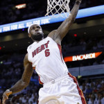 LeBron James, Miami Heat blowout Chicago Bulls in Game 2