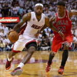 LeBron James, Heat top Bulls and Reach Eastern Conference Finals