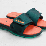 Nike Air LeBron 2 Slide Elite – Dark Atomic Teal/Total Orange