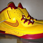 Closer Look at Tristan Thompson's Nike Soldier V Cavs PE