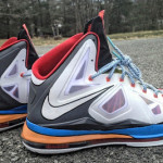 "New Nike LeBron X ""Stewie"" Custom Designed by Mache"