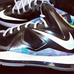 "Nike LeBron X ""Prism"" Drops on LBJ's Birthday for $180"