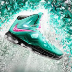 Preview of Nike LeBron X iD in South Beach & Sprite Colors!