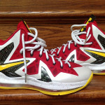 LeBron X Elite MVP iD Inspired by Last Year's Unreleased Colorway