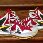LeBron X Elite MVP iD Inspired by Last Year's Unreleased Colorway