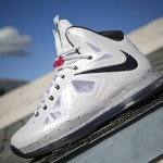 "Nike LeBron X iD ""Cement"" Designed by gentry187"