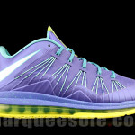 A Look at LEBRON X Low Hornets. You Can Call Them Sprites Too.
