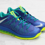 Coming Soon: Nike Air Max LeBron X Low Violet Force / Volt