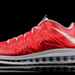 "First Look at Nike Air Max LeBron X Low ""Ohio State"""