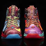 "Nike Celebrates James' 4th MVP with the LeBron X ""What the MVP"""