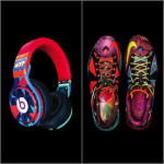 "Beats by Dre for King James Inspired by LeBron X ""What the MVP"""