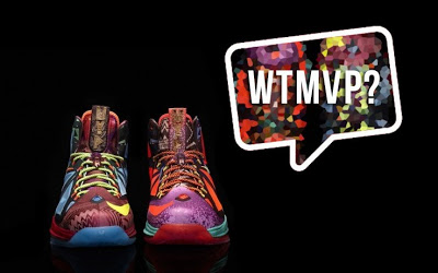 Breaking Down The Inspiration Behind LEBRON X 'WHAT THE MVP'