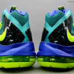 "A Detailed Look at LeBron X PS Elite ""Turquoise"" Slated for 5/25"