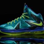 """Release Reminder: Nike LeBron X PS Elite """"Sport Turquoise"""" aka Miami Dade"""