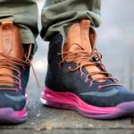 NIKE LEBRON X EXT DENIM QS – Summer 2013 – On Foot