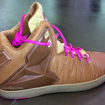 First Images // Nike LeBron XI NSW Lifestyle Brown & Pink