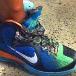 """Nike LeBron 9 """"WHAT THE LEBRON"""""""