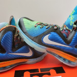 "Predecessor of NIKE LEBRON X MVP – ""What the"" LeBron 9"