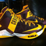 """First Look at Nike Zoom Soldier VI """"Christ the King"""" Alternate"""