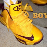 First Look at Nike Zoom Soldier VI Christ the King Away PE