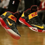 Wearing Brons: Tristan Thompson's ZS6 Cleveland Cavaliers PEs