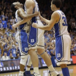 Wearing Brons: Duke Blue Devils Bring Out Their LeBron X iDs