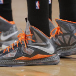 Eric Bledsoe and Dejuan Blair Showcase LeBron's BHM Kicks