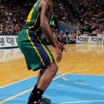 Wearing Brons: Paul Millsap Rocks Nike LeBron X iD Jazz PEs