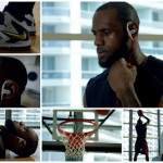 LBJ Sports LeBron X Elite+ in Beats By Dre Powerbeats Commercial