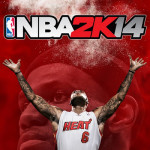 LeBron James Gets First Ever Video Game Cover with NBA 2K14