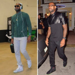 King's Feet: LeBron Breaks Out Nike Air Yeezy II. Twice.