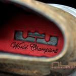 "The Showcase: NIKE LEBRON X Cork ""World Champions"" Shoes"