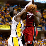 Pacers force Game 7 with Wade and Bosh as No-shows