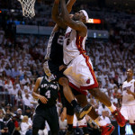 Spurs Steal Opener Despite LeBron James' Massive Triple Double