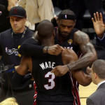Miami's Big Three Carry Heat & Even NBA Finals with Spurs