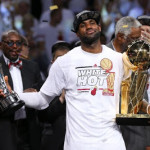 LeBron James & Miami Heat Repeat as NBA Champions!