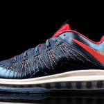 Nike Air Max LeBron X Low in Classic USAB Colors (579765-400)