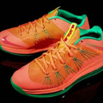Nike Air Max LeBron X Low Watermelon (579765-801)