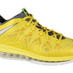 "Nike Air Max LeBron X ""Sonic Yellow"" – Official Release Date"
