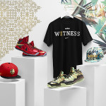 NIKE Celebrates LEBRON JAMES' Back-to-back CHAMPIONSHIPS
