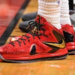 LEBRON X PS Elite NBA Finals PE (Amazing Details!)
