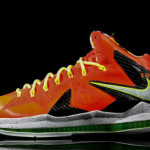 Nike LeBron X PS Elite – Red / Volt / Black – New Images