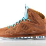 LeBron Wears Hazelnuts During Presser. Nike Confirms 7/6 Drop.