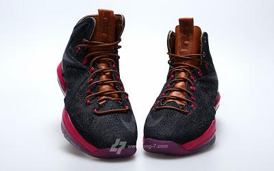 Nike Lebron 10 Black Denim Review