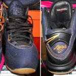 Breaking: Nike LeBron X EXT Denim QS Retails For $180