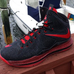 Frankie Walker Unveils Nike LeBron X EXT Denim Alternate