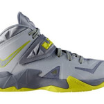 Nike Zoom Soldier VII (7) Grey / Yellow Available in Europe