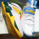 Nike Zoom Soldier VII – Seattle Storm & Chicago Sky PEs