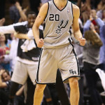 Will Manu Ginobili Lace Up His Favorite LeBrons in the NBA Finals?